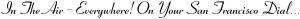 KABL In The Air Logo