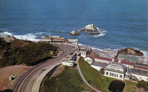 Cliff House and Sutro Baths - Photo
